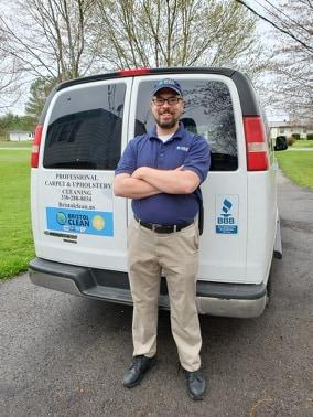 Ryan of Bristol Clean in Bristolville, OH