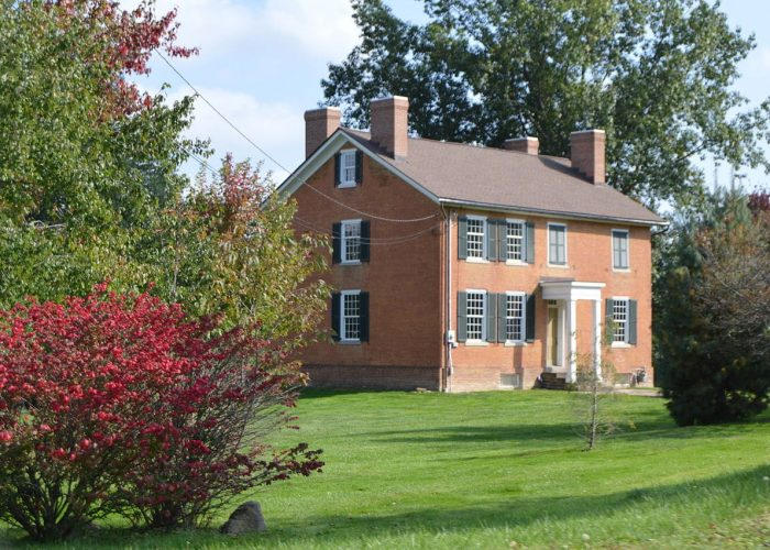 William Woodrow House in Champion Heights, OH